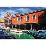 Puzzle 1000 pièces - Paysages : Murano, Italie