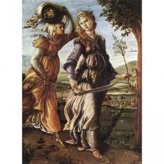 Puzzle 1000 pièces - Renaissance - Botticelli : Judith