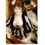 Puzzle 1000 pièces - Renoir : La loge