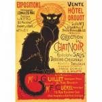 Puzzle 1000 pièces - Vintage Posters : Expositions