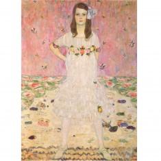 Puzzle 1000 pièces : Gustav Klimt : Eugénia Mäda Primavesi