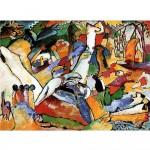 Puzzle 1000 pièces : Kandinsky : Étude pour Composition II