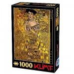 Puzzle 1000 pièces - Klimt : Adele Bloch-Bauer I