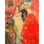 Puzzle 1000 pièces - Klimt : Les amies