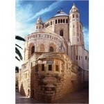Puzzle 1000 pièces - Monument religieux : Jerusalem, Israël