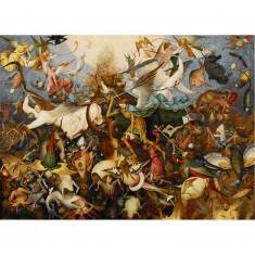 Puzzle 2000 pièces : Brueghel : La Chute des anges rebelles