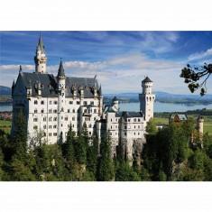 Puzzle 500 pièces - Paysages : Château de Neuschwanstein