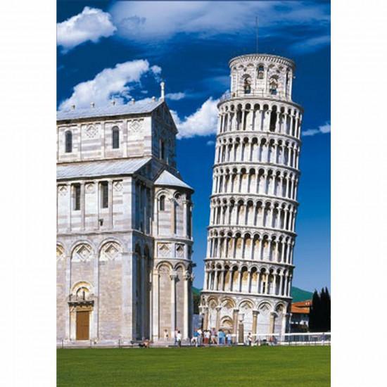 Puzzle 500 pièces - Paysages : Tour de Pise, Italie - Dtoys-50328AB11