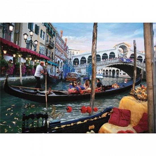 Puzzle 500 pièces - Paysages : Venise, Italie - Dtoys-50328AB10