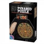 Puzzle 3D Pyramide 504 pièces - Art précolombien : Rosaces