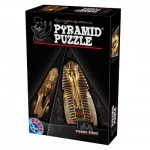 Puzzle 3D Pyramide 500 pièces -  Egypte : Les masques