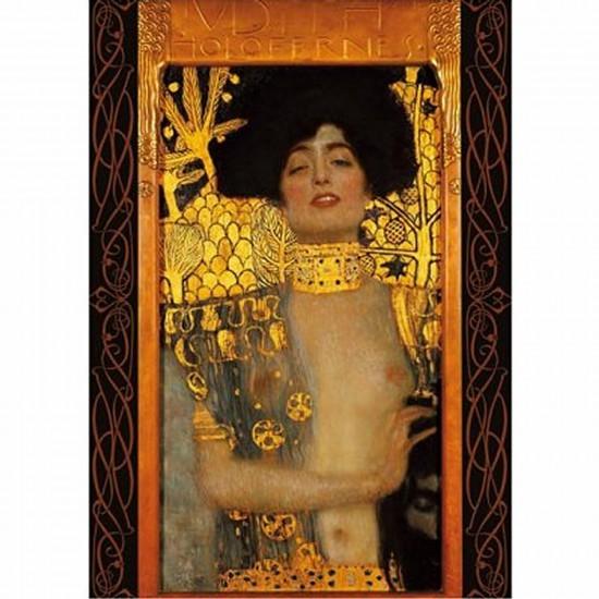 Puzzle 1000 pièces - Klimt : Judith - Dtoys-66923KL02