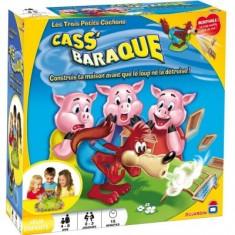 Cass' Baraque : Les Trois Petits Cochons : Seconde édition