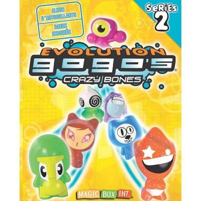 Gogo's : Série 2 : Album d'autocollants - Dujardin-00097