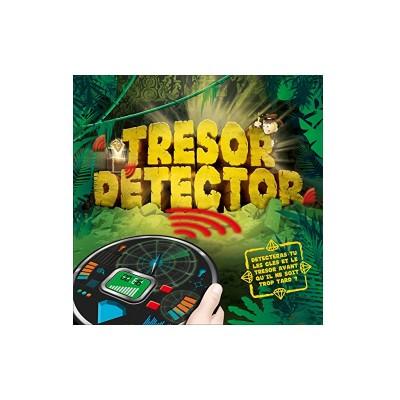 Jeu de societé : Tresor detector - Dujardin-41270