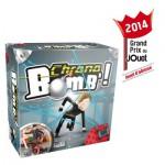 Jeu d'espion : Chrono Bomb'
