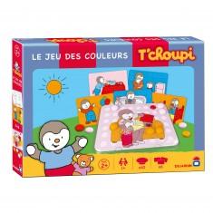 Le jeu des couleurs : Tchoupi