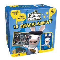 Les Lapins Crétins : Le Bwacalauréat
