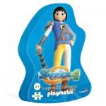 Puzzle 48 pièces : Super 4 , inspiré de l'univers Playmobil : Prince Alexandre