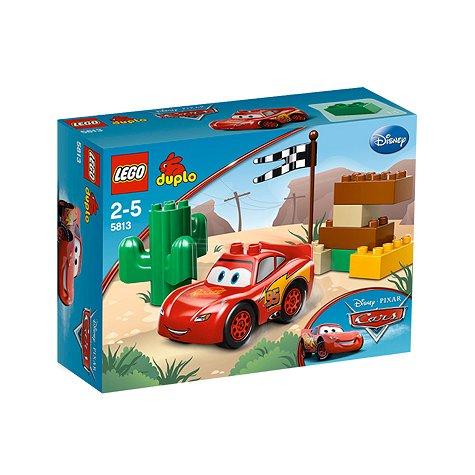 lego 5813 duplo cars flash mcqueen duplo magasin de jouets pour enfants. Black Bedroom Furniture Sets. Home Design Ideas