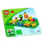 Lego 2304 Duplo : Plaque de base grand modèle verte