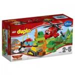 Lego 10538 Duplo : Les Secouristes