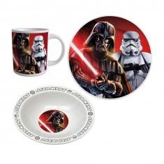Set déjeuner en céramique Star Wars