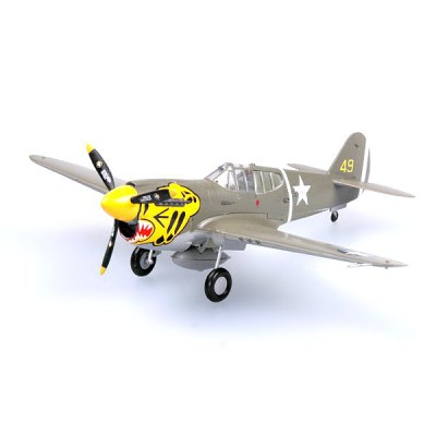 Modèle réduit : Curtiss P-40E 11. FS / 343.FG USAF 1942 - Easymodel-EAS37272