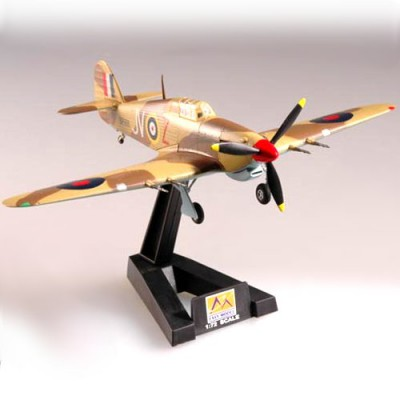 Modèle réduit : Hawker Hurricane MkII Trop.: 6. Squadron : RAF Egypte 1942 - Easymodel-EAS37269