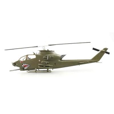 Modèle réduit : Hélicoptère AH-1F Cobra: Unité US Air Force stationnée en Allemagne 1990 - Easymodel-EAS37098