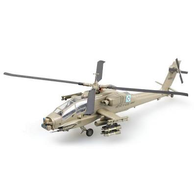 Modèle réduit : Hélicoptère AH-64A Apache - Devil's Dance : Kandahar Afghanistan 2002 - Easymodel-EAS37029