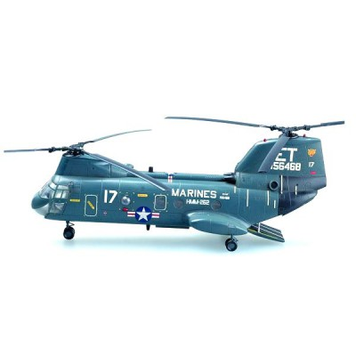 Modèle réduit : Hélicoptère CH-46D Sea Knight : Flying Tigers - Easymodel-EAS37002