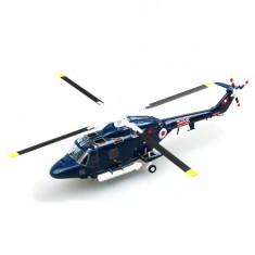 Modèle réduit : Hélicoptère Lynx HAS Mk.3 - 815 NAVAL AIR SQD - HMS YORK : Royal Navy 1987