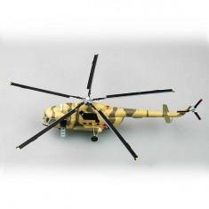 Modèle réduit : Hélicoptère MIL Mi-17 - N°55 Armée Russe : Basé à Boodyonnovsk 2001