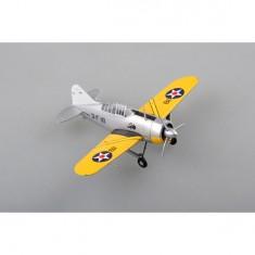 Maquette Avion : Brewster F2A-2