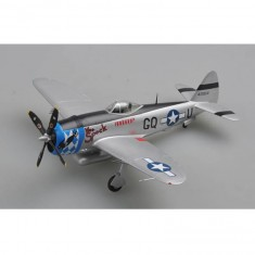 Maquette Avion militaire : North American P-47D 354th FS