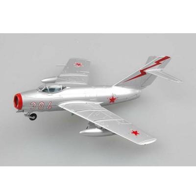Modèle réduit: MIG-15 N0 384 : Forces Soviétiques stationnées en Chine 1951 - Easymodel-EAS37130