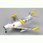 Modèle réduit: F-86F-1-NA Sabre USAF 334 FS: Maj. James Jabara : Corée Juillet 1953