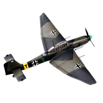 Modèle réduit : Junkers JU87D-1 2./StG.2 1942 - Easymodel-EAS36385