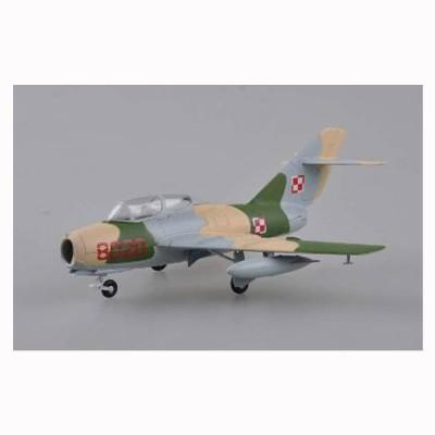 Modèle réduit Avion MIG-15 UTI - Force aérienne Polonaise - Easymodel-EAS37139