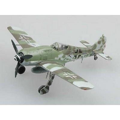 Modèle réduit : Focke Wulf FW190 A-8 KURT BUHLINGEN commandeur JG2 : Eté 1944 - Easymodel-EAS36362