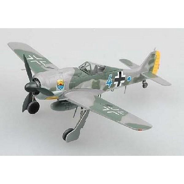 Modèle réduit : Focke Wulf FW190 A-8 Stab JG51 1944 - Easymodel-EAS36363