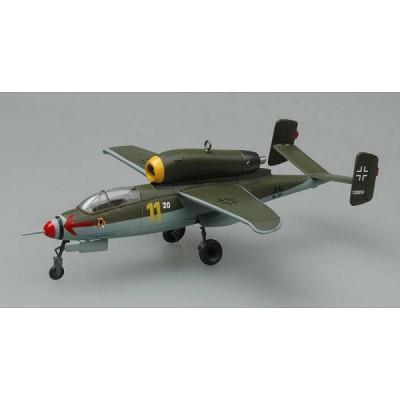 Modèle réduit : Henschell He.162A-2 (W Nr 120074) 1./JG1 : Mai 1945 - Easymodel-EAS36347