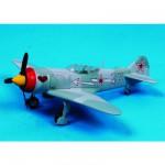 Modèle réduit : Lavoshkin LA-7 White 23: Capt. Golovachev : Forces aériennes soviétiques 1945
