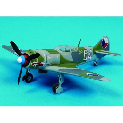 Modèle réduit: Lavoshkin LA-7 White 64 : Forces aériennes tchèques 1946 - Easymodel-EAS36330