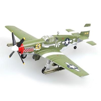 Modèle réduit : North American P-51B: Captain Don Gentile : 336th FS 4th FG - Easymodel-EAS36359