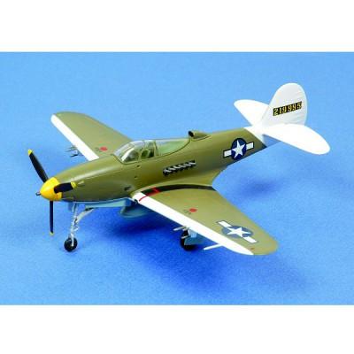 Modèle réduit : P-39Q - Lt Col. William Shomo - 71st TRS/82nd TRG : 1944 - Easymodel-EAS36320