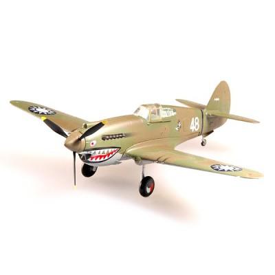 Modèle réduit : Tomahawk 2nd Sqd Tigres Volants : Chine 1942 - Easymodel-EAS37210