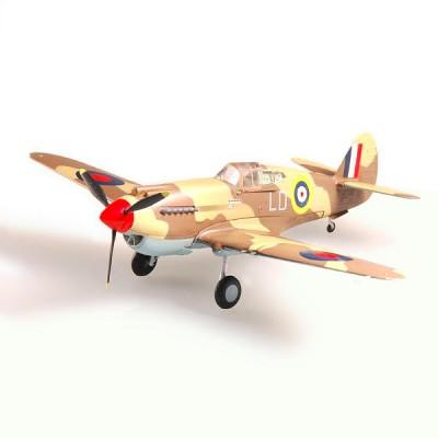 Modèle réduit : Tomahawk IIb 250. Sqd Afrique du Nord 1942 - Easymodel-EAS37208