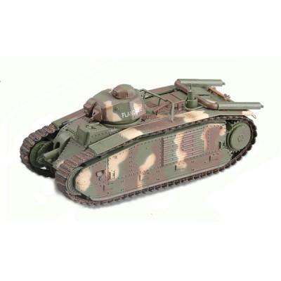 Modèle réduit - Char B1 bis Flandres - Easymodel-EAS036160